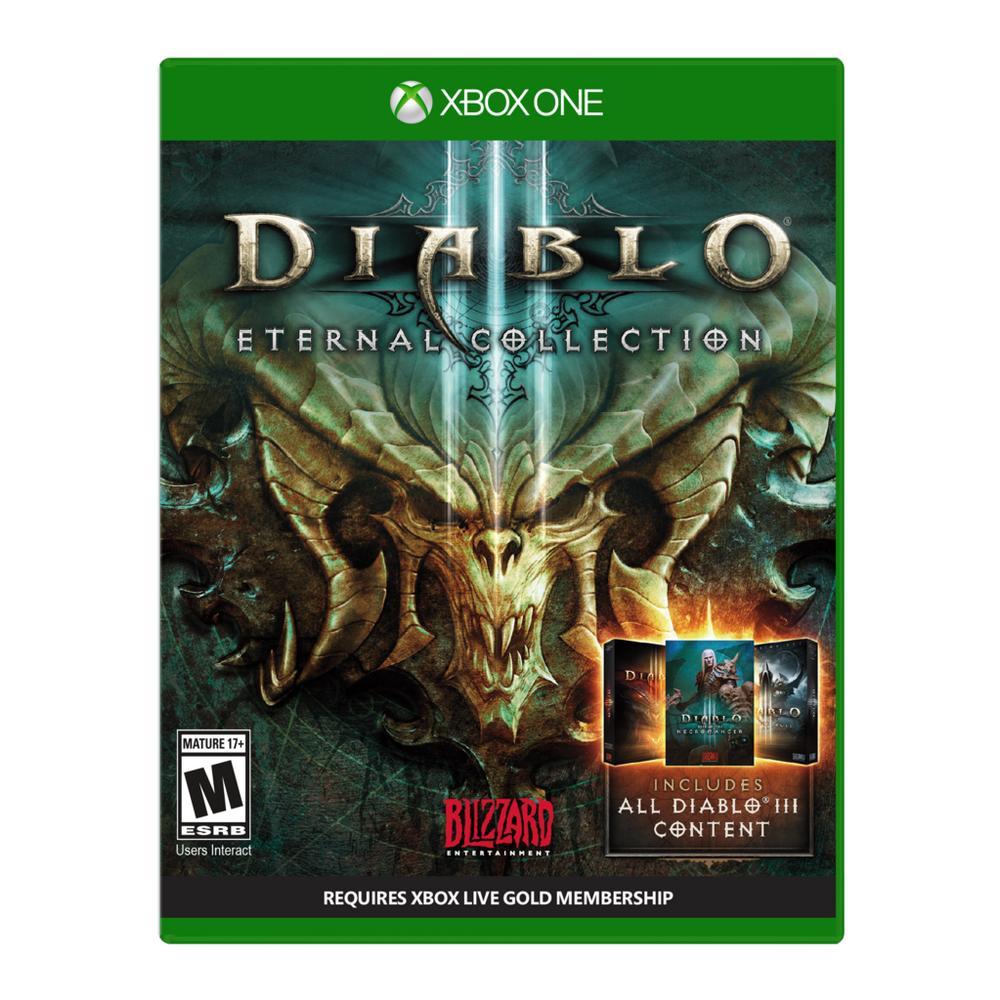 Diablo III Eternal Collection | Xbox One | GameStop