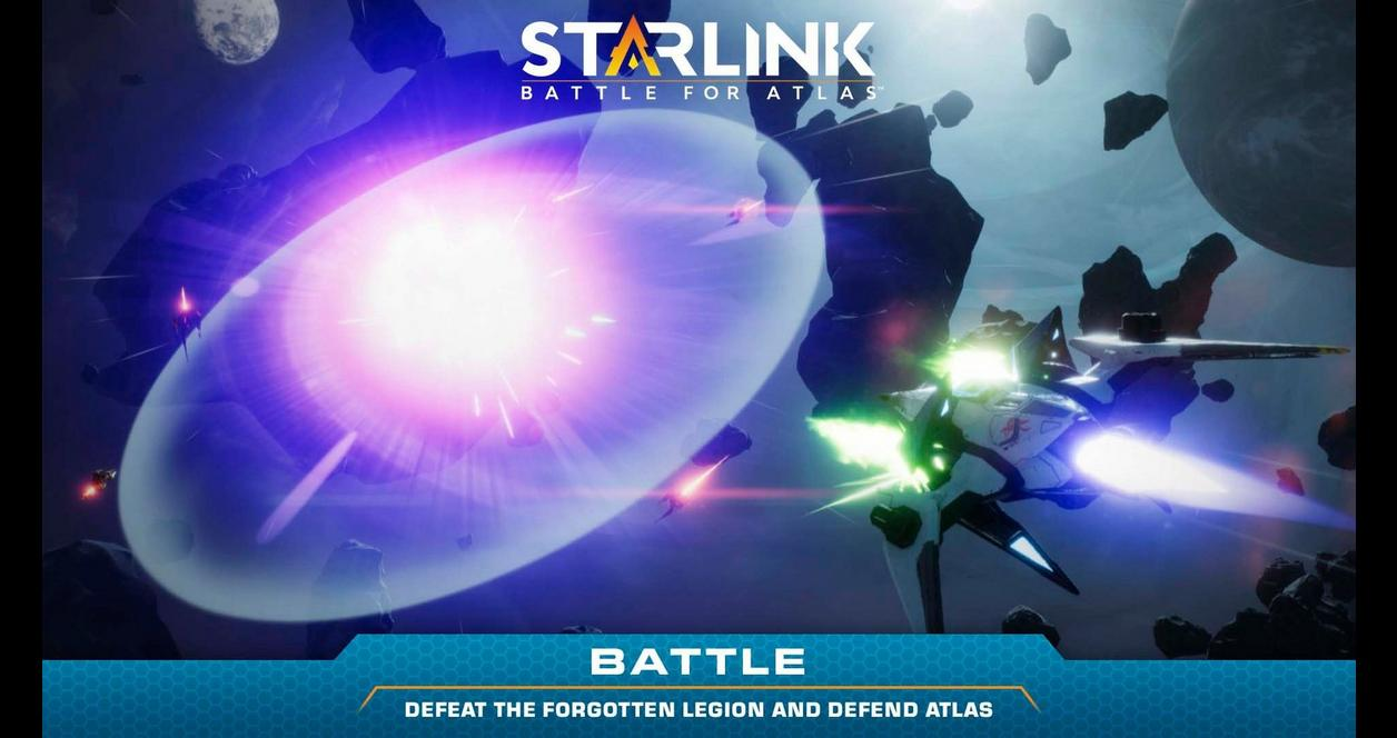 Starlink: Battle for Atlas Starter Pack