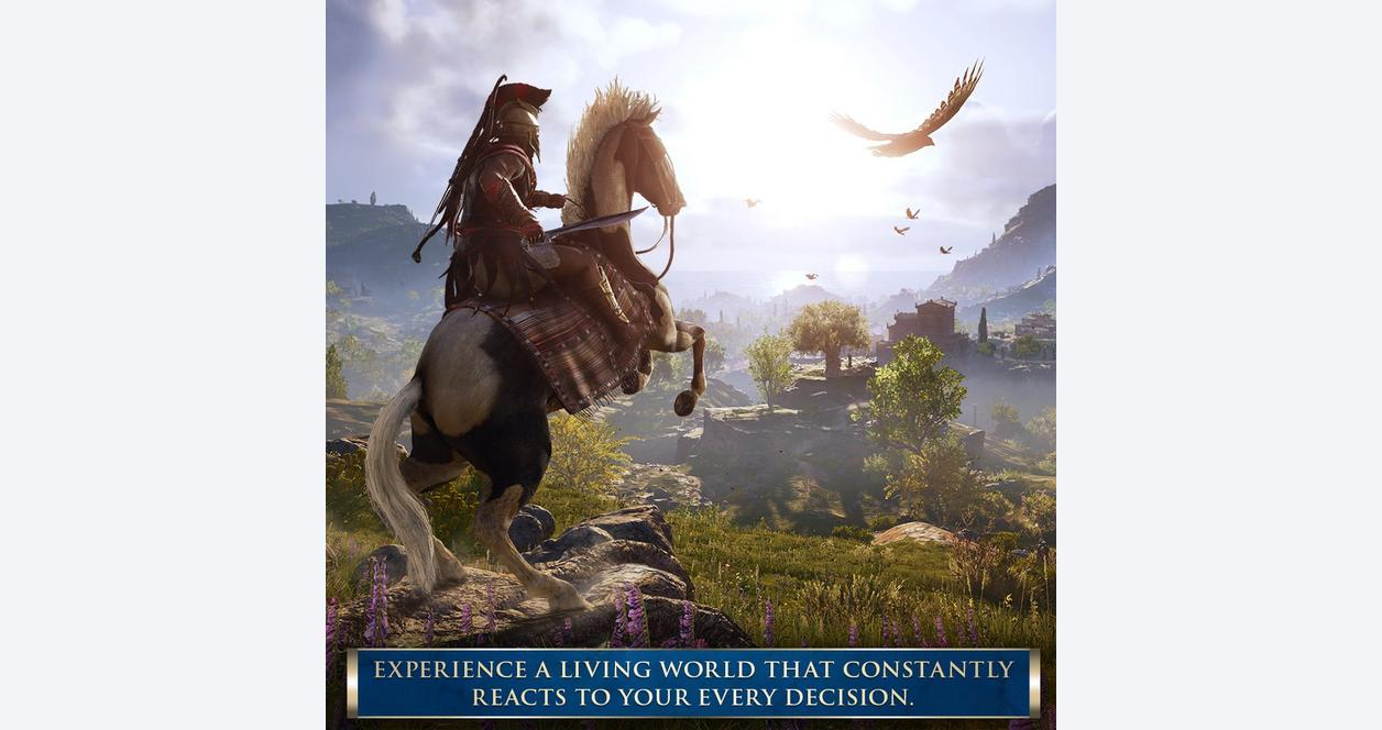 Assassin's Creed Odyssey Deluxe Edition