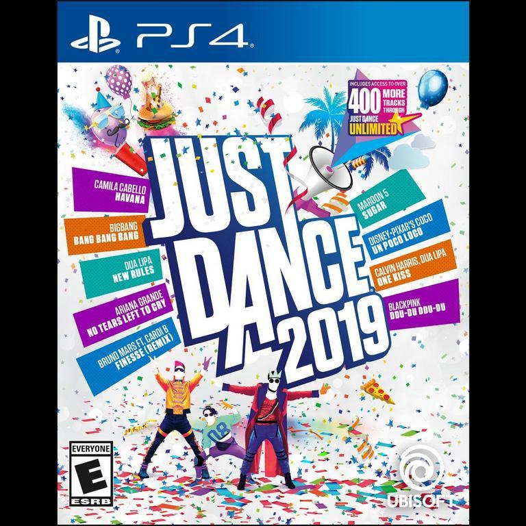 Just Dance 2019 Playstation 4 Gamestop
