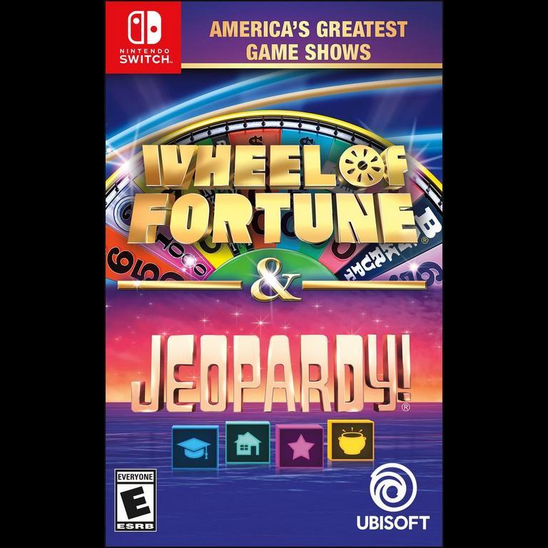 Wheel of fortune jeopardy nintendo switch