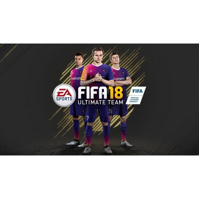 FIFA 18 1,050 Ultimate Team Points