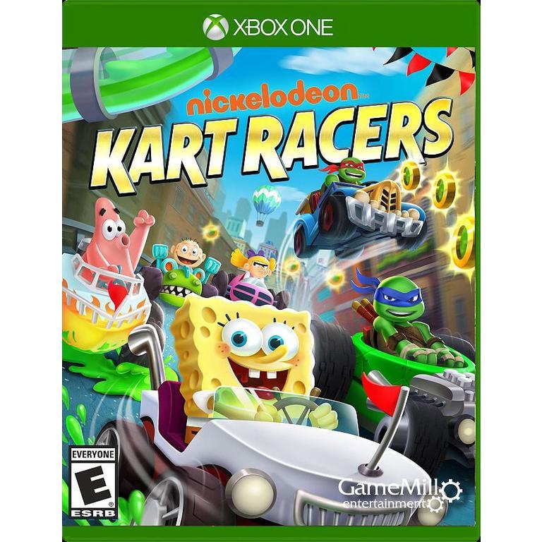 Nickelodeon Kart Racers | Xbox One | GameStop