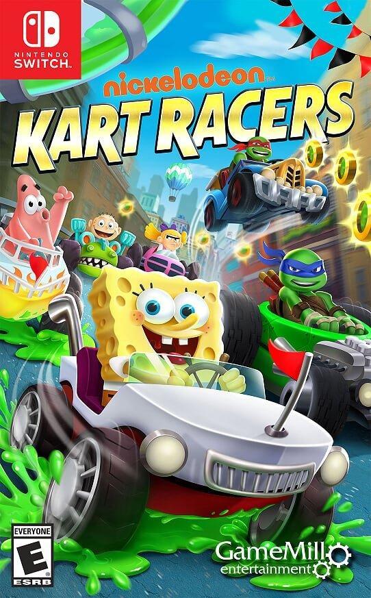Nickelodeon Kart Racers   Nintendo Switch   GameStop
