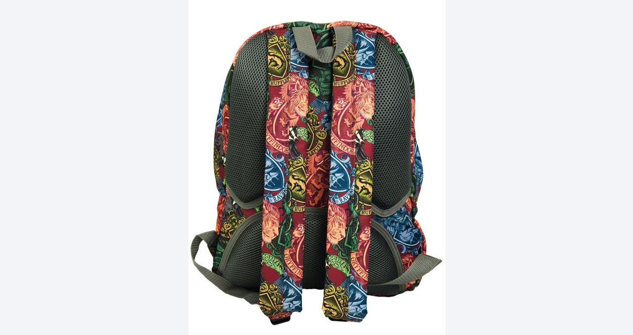 Harry Potter Crest Backpack