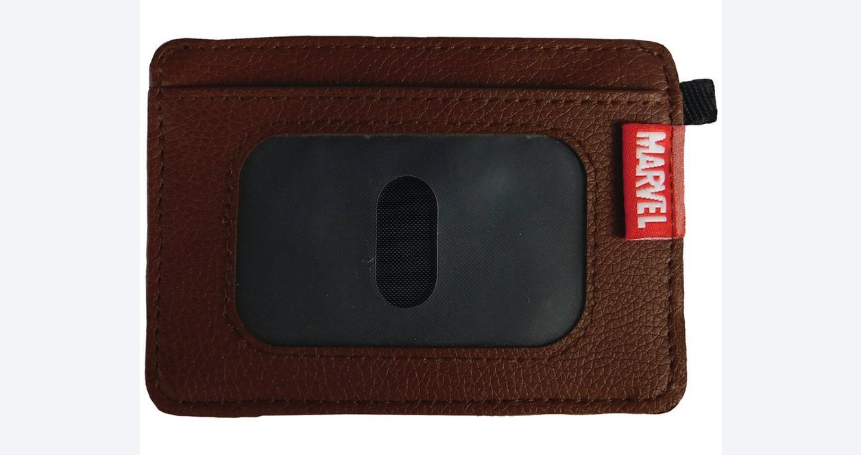 Captain America Vintage Army ID Card Holder