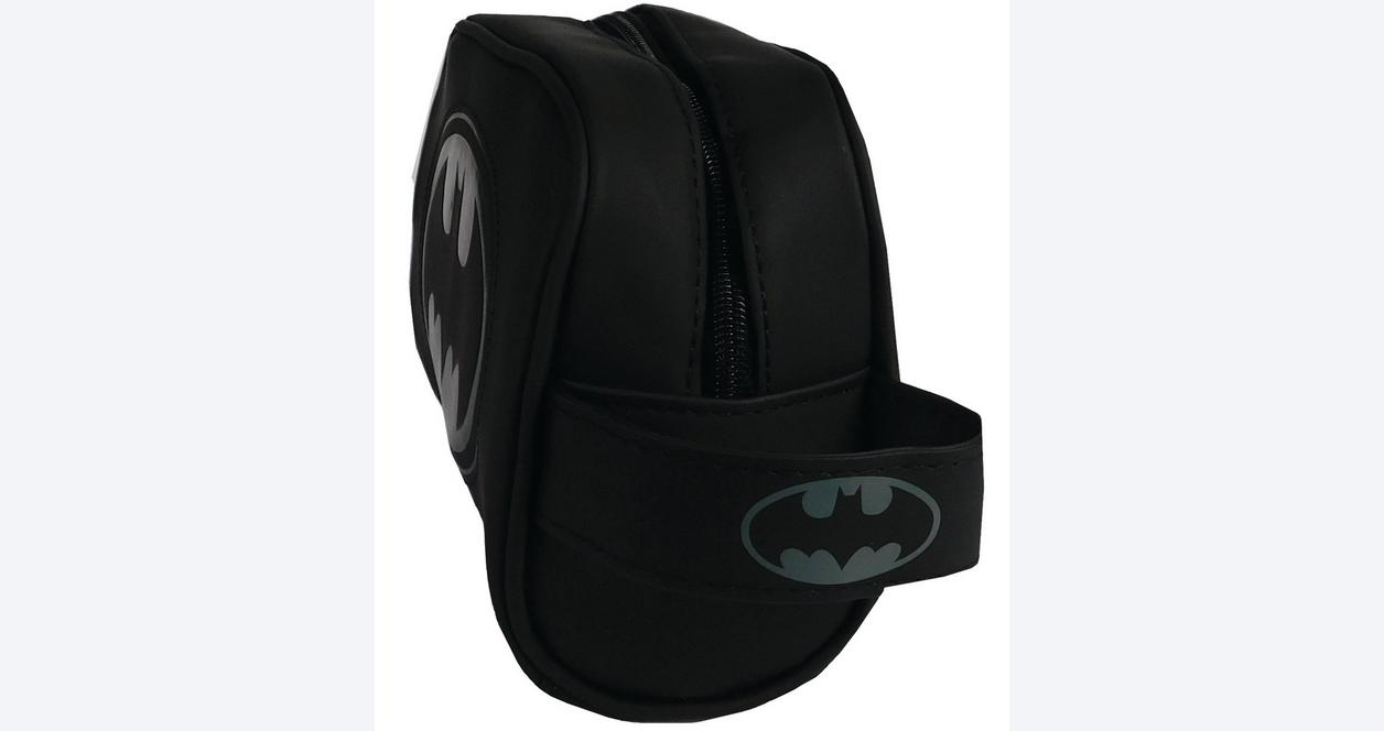 DC Comic's Batman Toiletry Bag