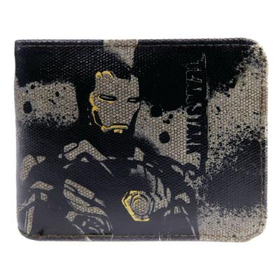 Iron Man Legend Bifold Wallet