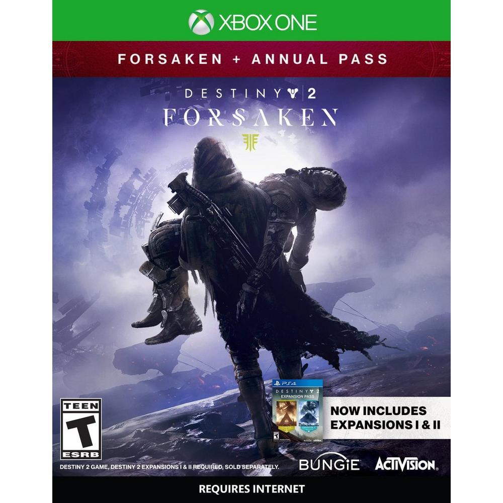 Destiny 2: Forsaken + Annual Pass | Xbox One | GameStop