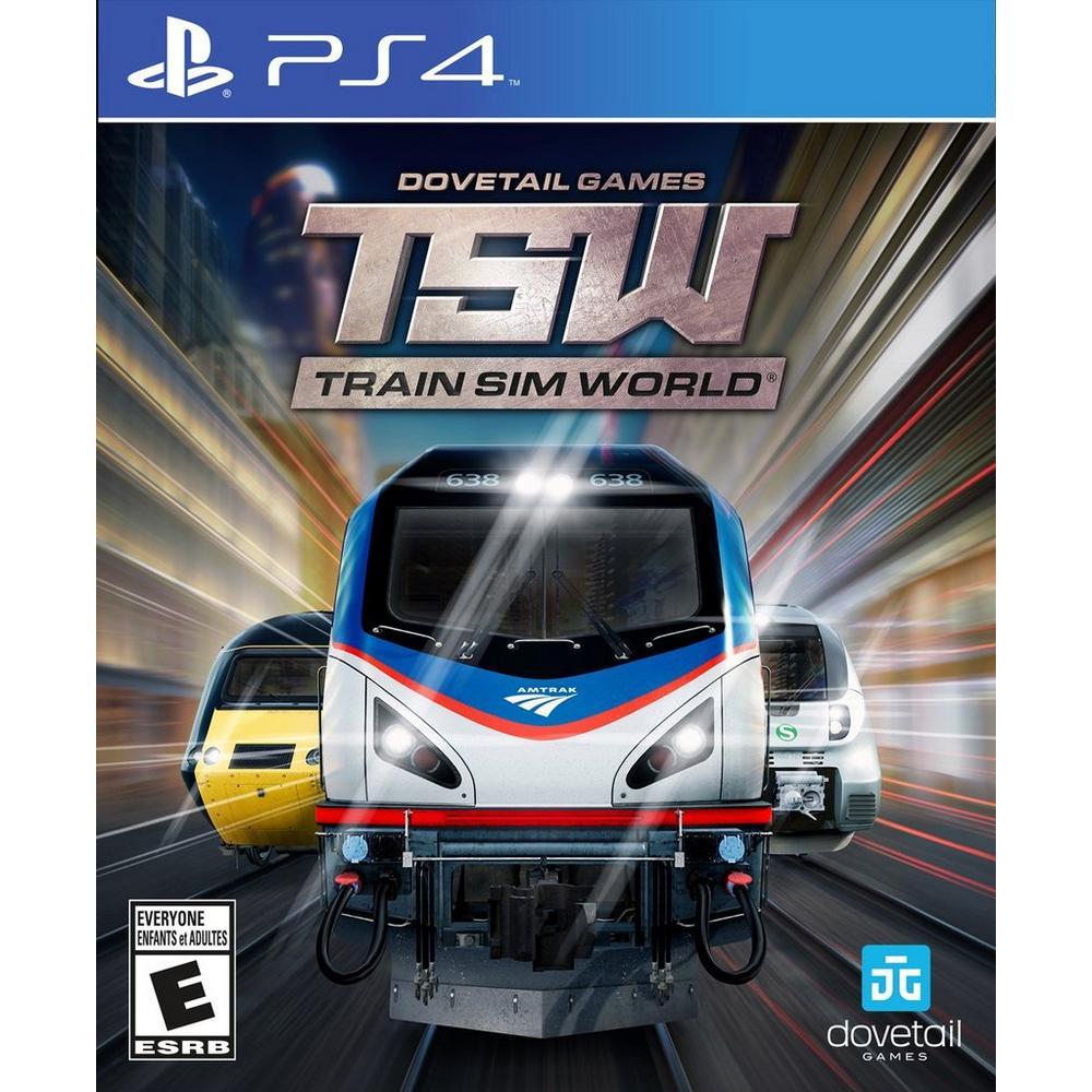 Train Sim World | PlayStation 4 | GameStop