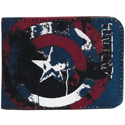 Captain America Legend Bifold Wallet
