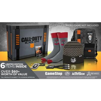 Call of Duty: Black Ops 4 Collector's Box - Only at GameStop