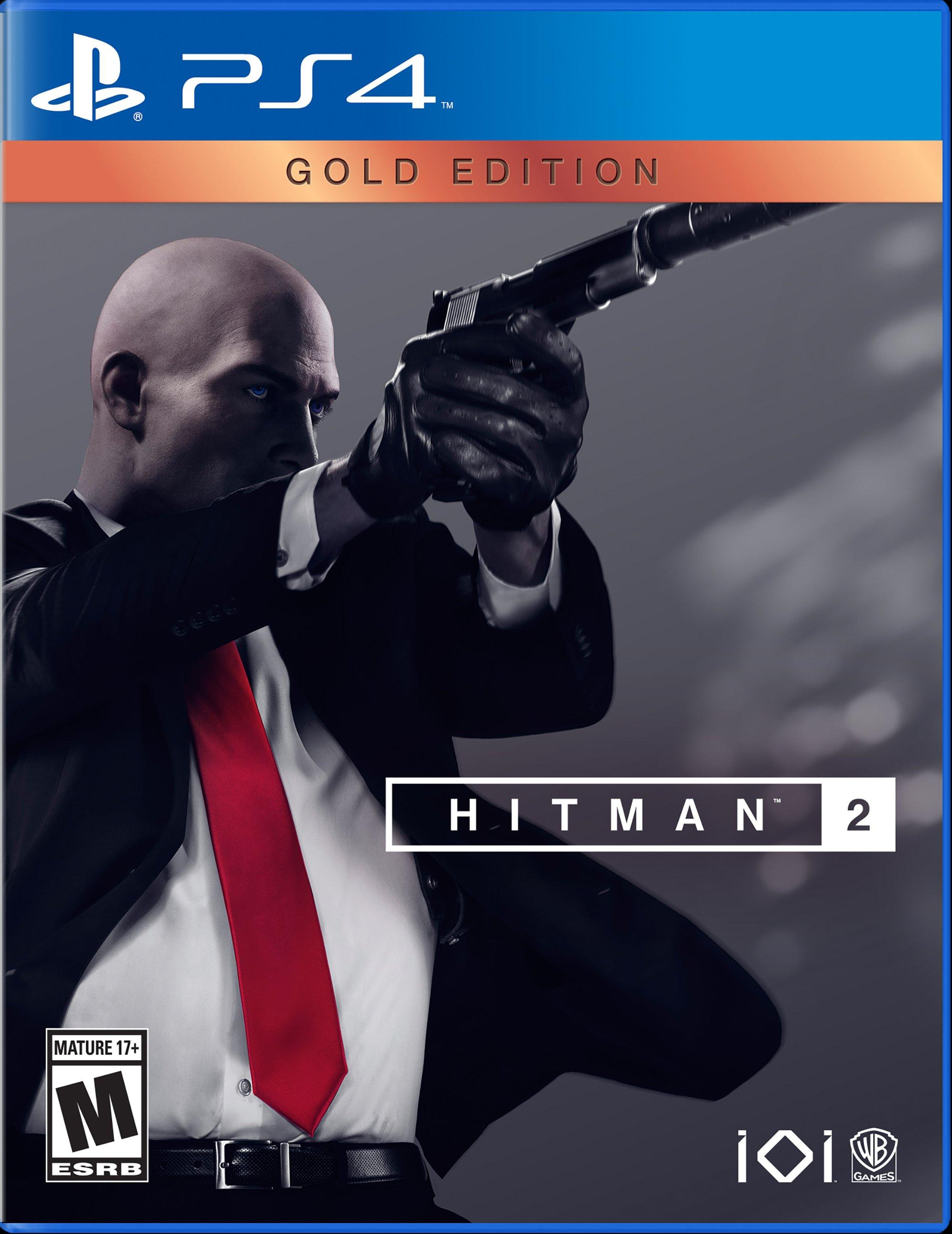 Hitman 2 Gold Edition Playstation 4 Gamestop