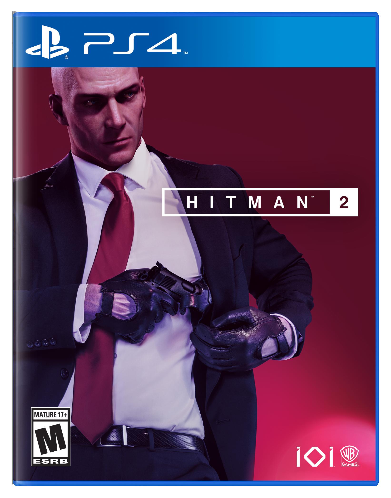Hitman 2 Playstation 4 Gamestop