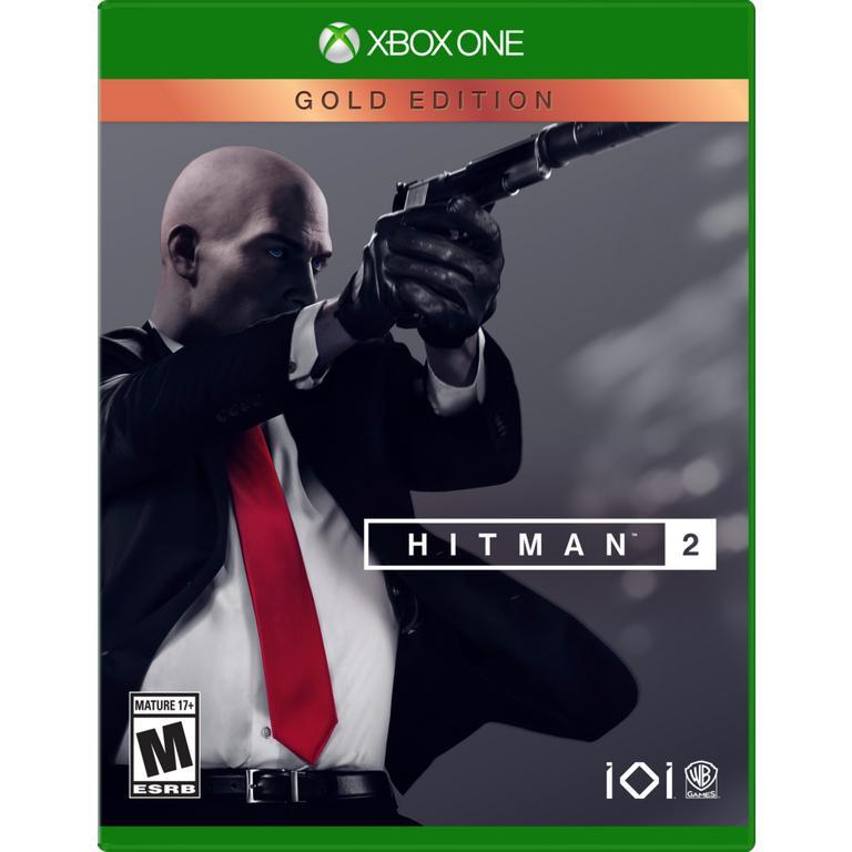 Hitman 2 Gold Edition Xbox One Gamestop