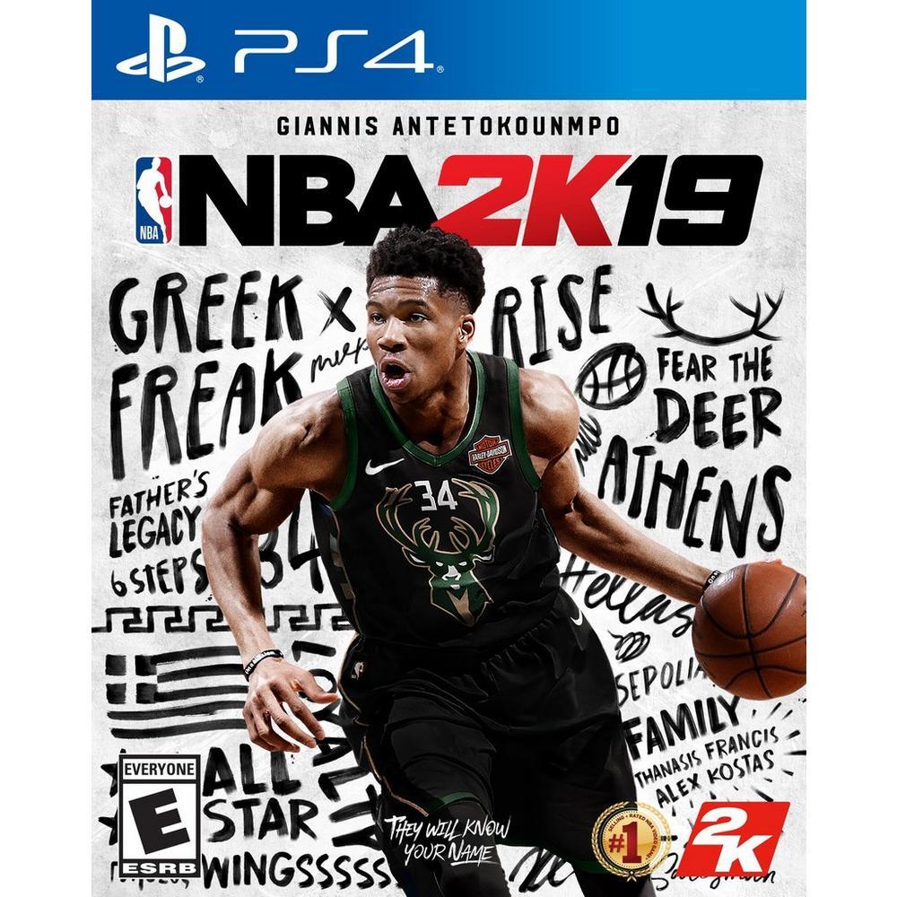 NBA 2K19 | PlayStation 4 | GameStop