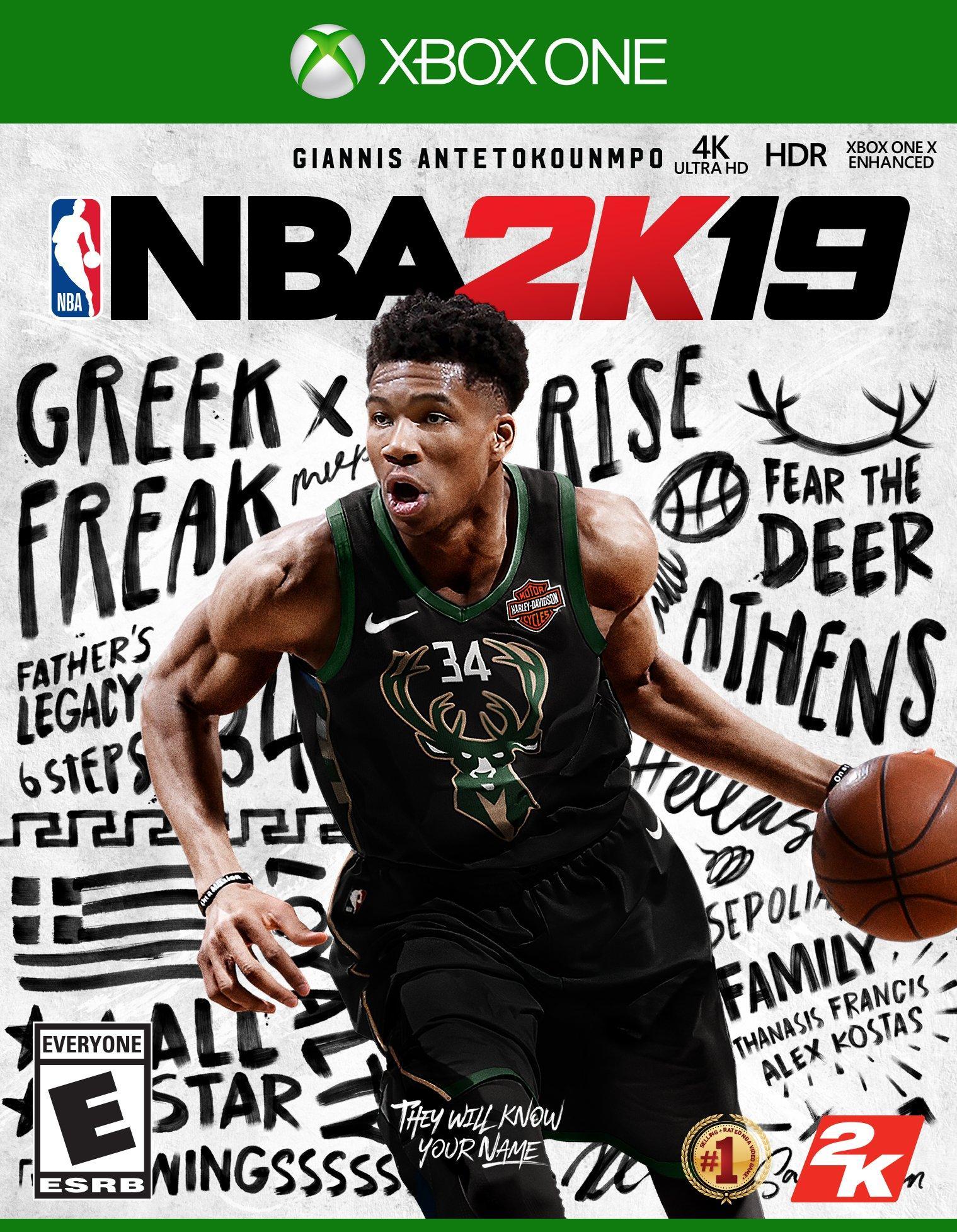 Nba 2k19 Xbox One Gamestop