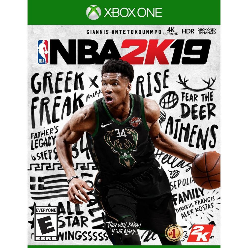 NBA 2K19 | Xbox One | GameStop