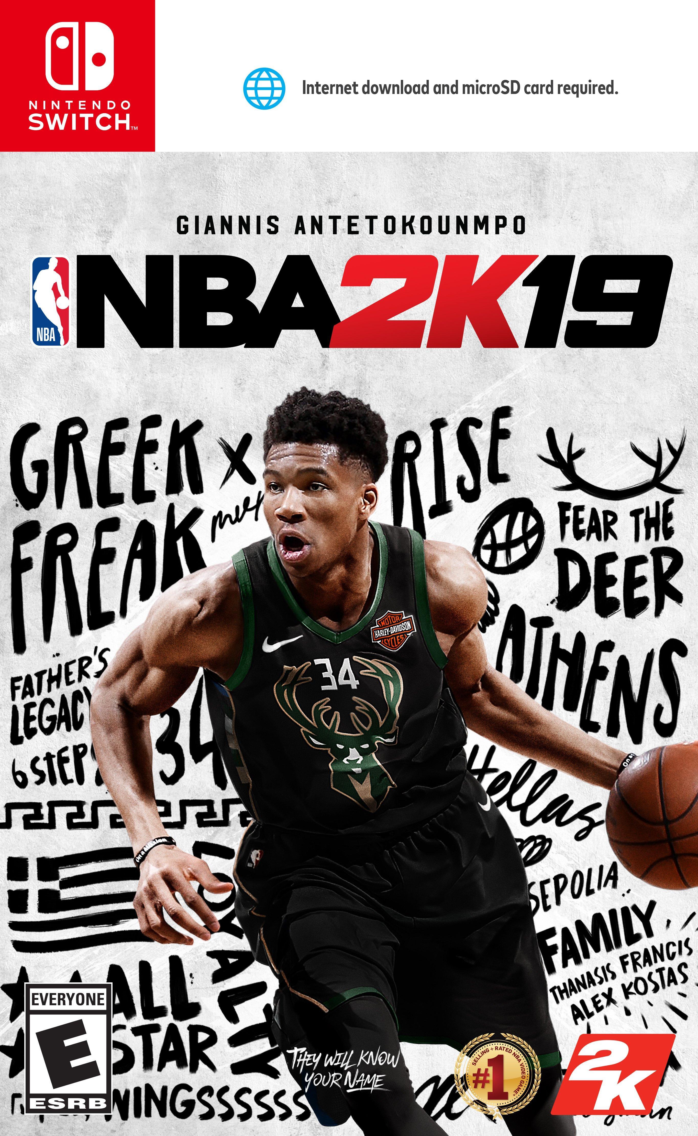 NBA 2K19 | Nintendo Switch | GameStop