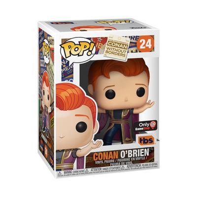 POP! Conan: Conan Without Borders - Conan O'Brien (Armenian) - Only at GameStop