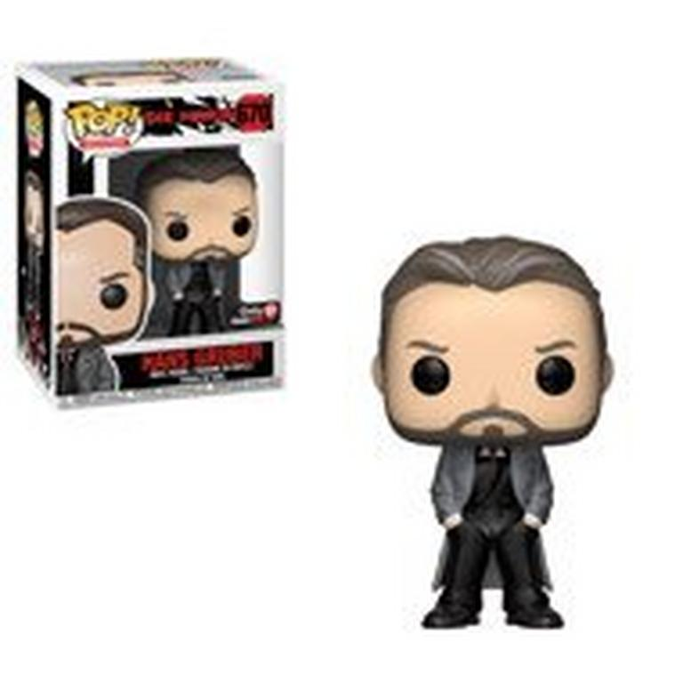 POP! Movies: Die Hard Hans Gruber Trenchcoat Only at GameStop