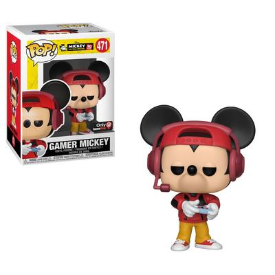 POP Disney: Mickey Mouse - Gamer Mickey - Only at GameStop