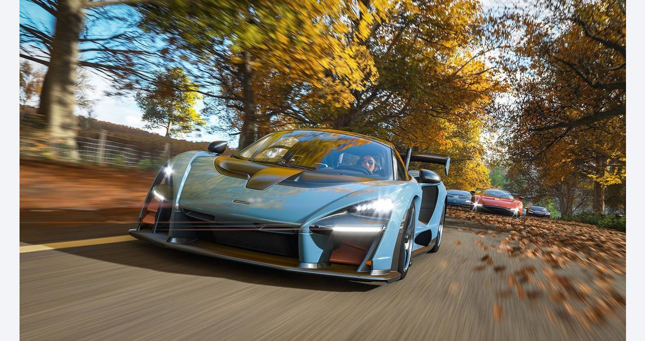 Forza Horizon 4 Deluxe Edition