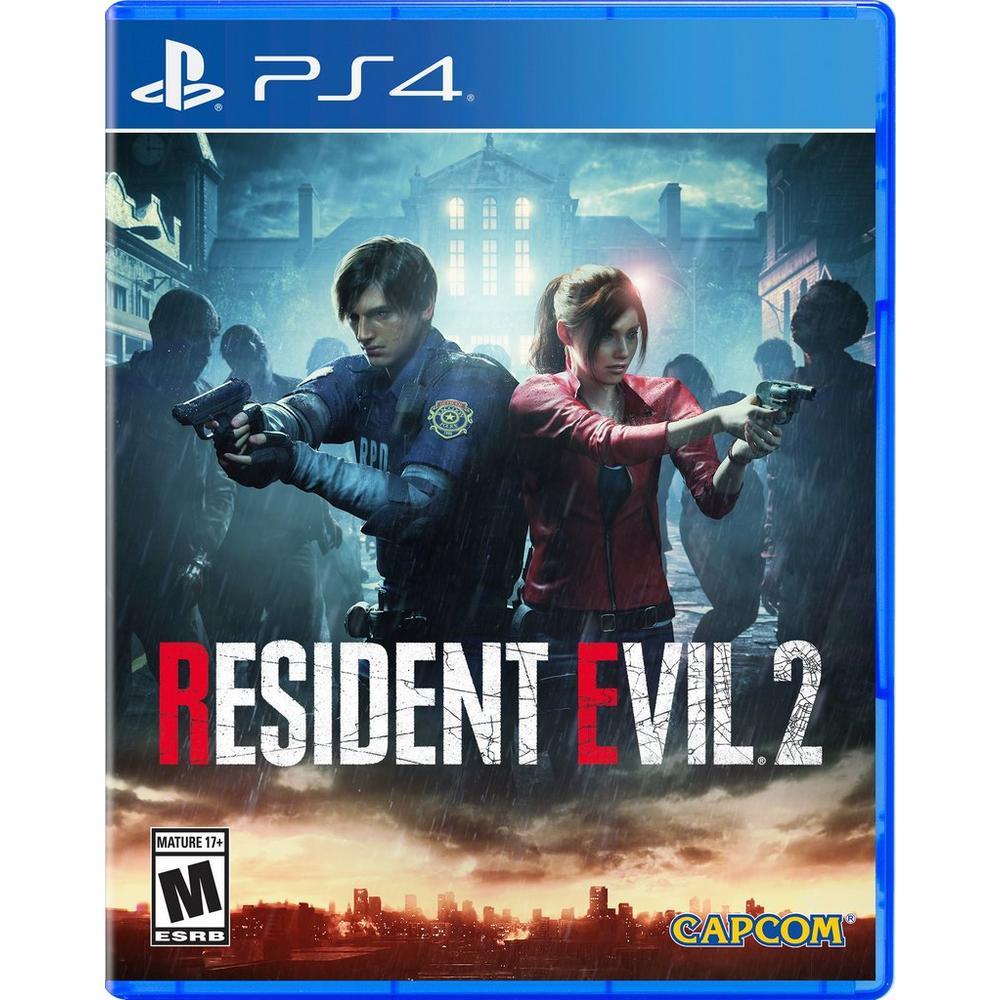 Resident Evil 2 | PlayStation 4 | GameStop