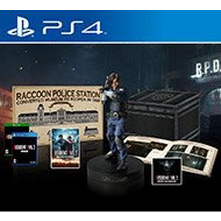 Resident Evil 2 Collector's Edition - Only at GameStop | PlayStation 4 |  GameStop