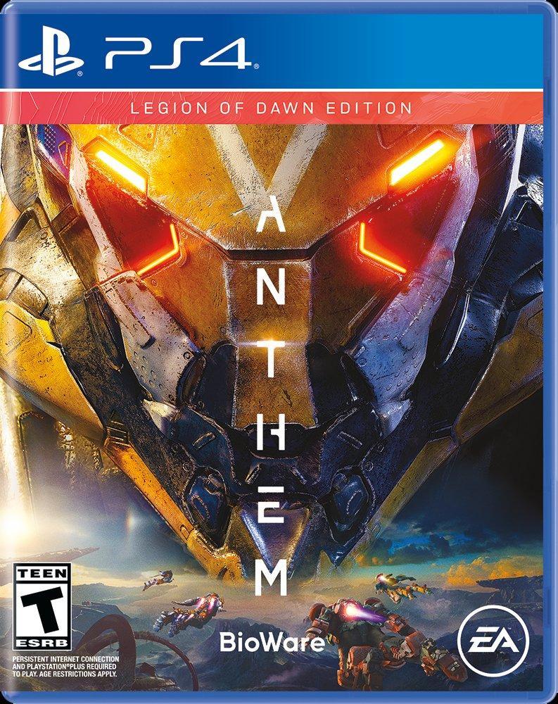 Anthem Legion of Dawn Edition | PlayStation 4 | GameStop