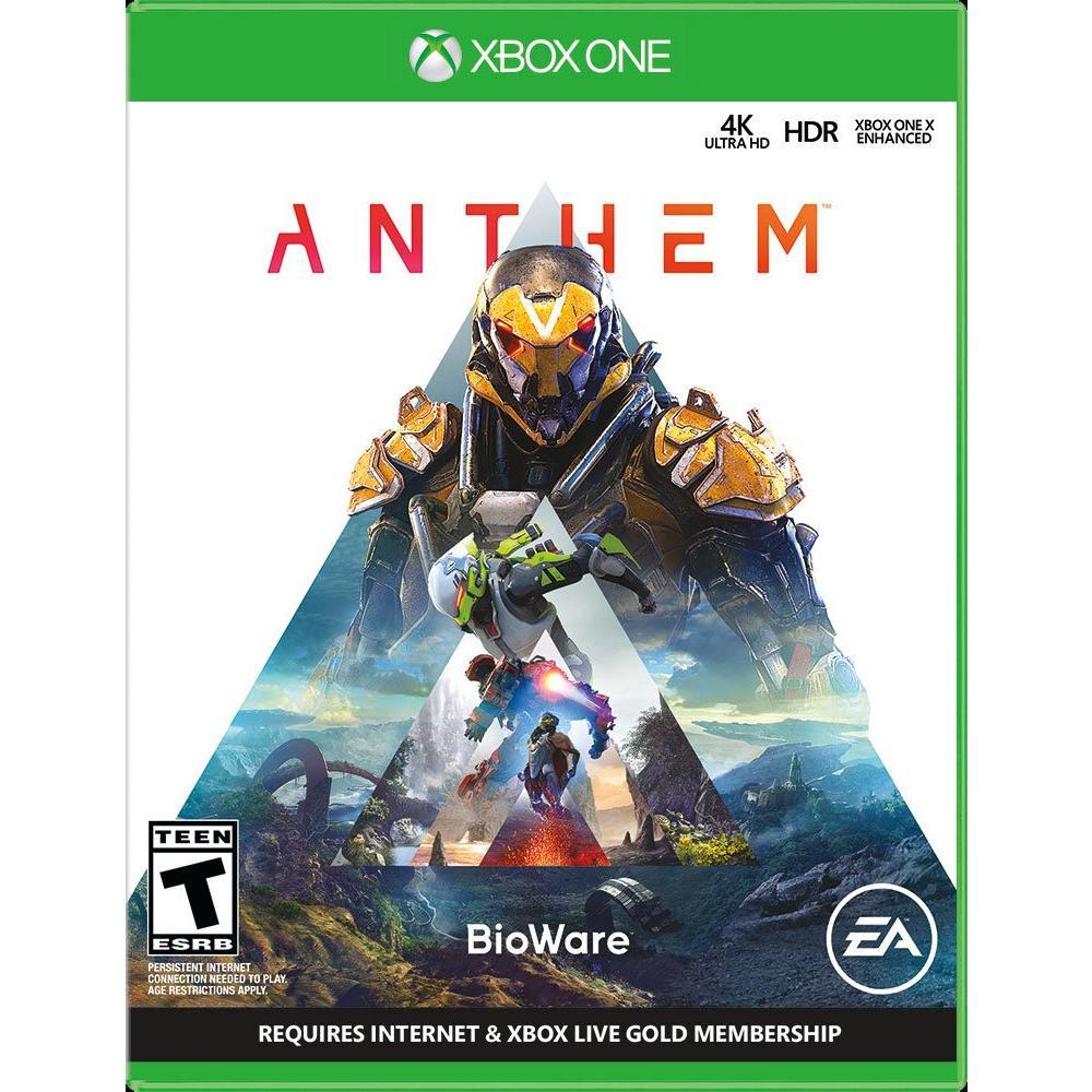 Anthem   Xbox One   GameStop