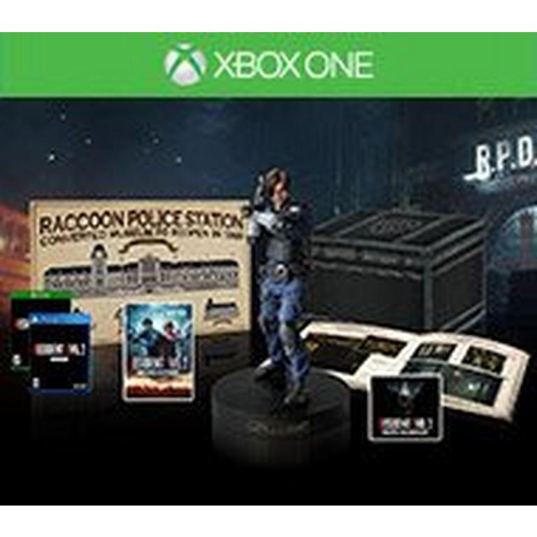 Resident Evil 2 Collector's Edition Only at GameStop