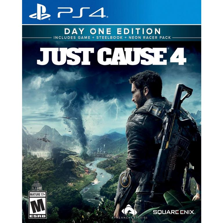 Just Cause 4 Day One Steelbook Edition - Only at GameStop