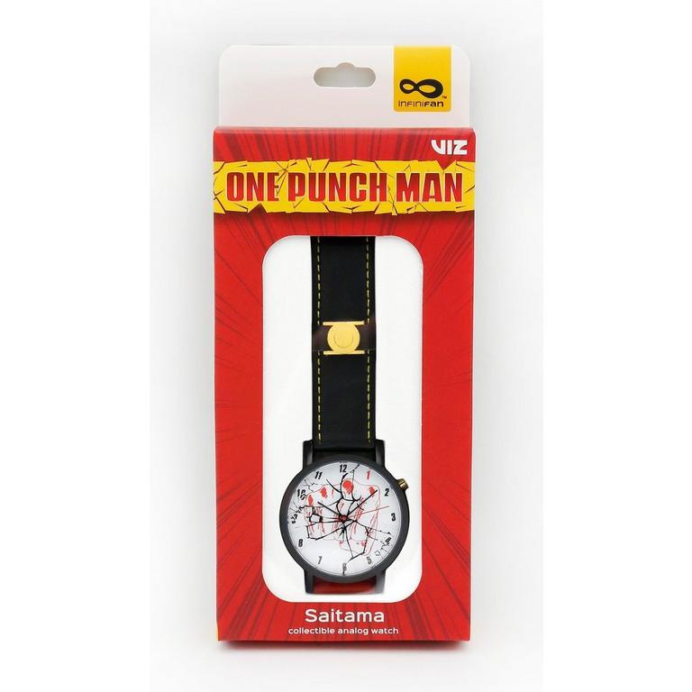 One Punch Man Saitama Watch