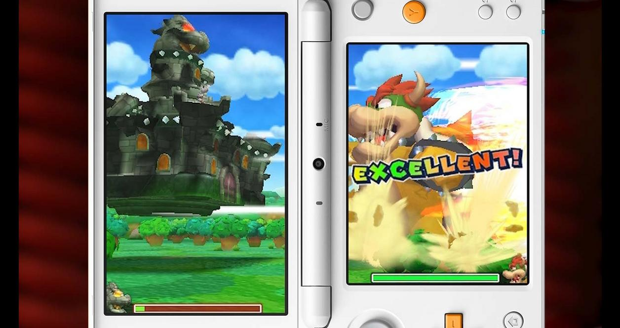 Mario and Luigi: Bowsers Inside Story Plus Bowser Jr.'s Journey