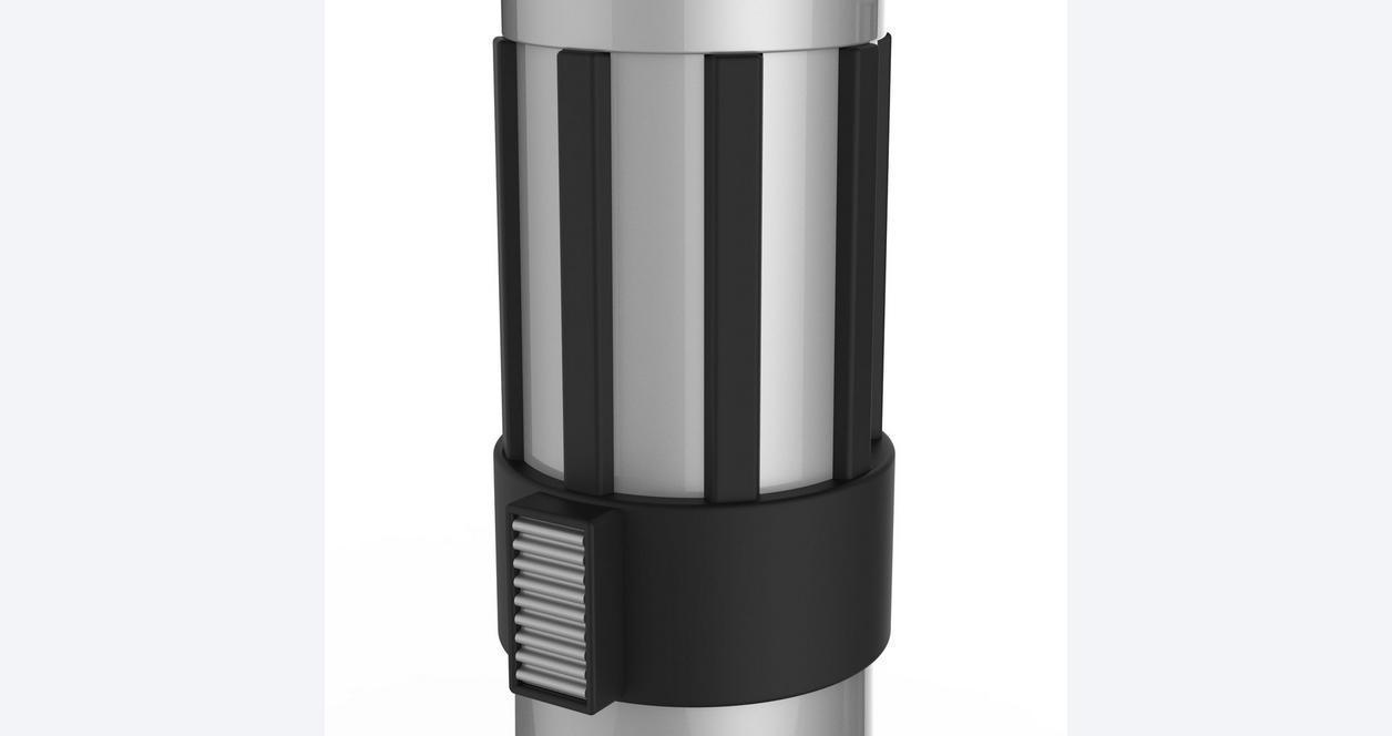 Star Wars: Salt and Pepper Mills Light Saber Set