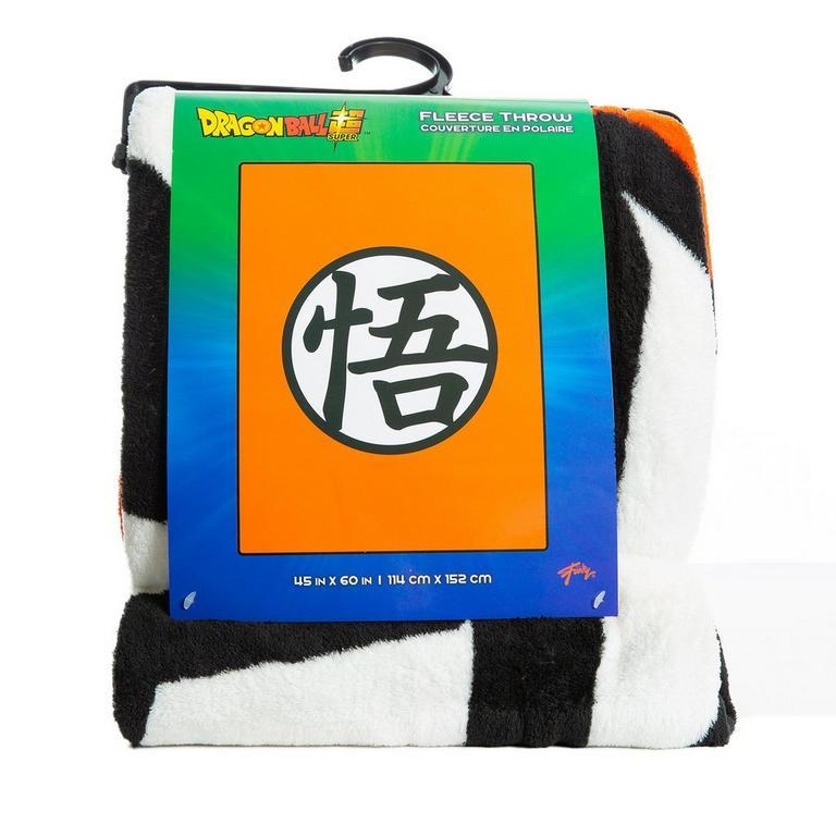 Dragon Ball Super Throw Blanket
