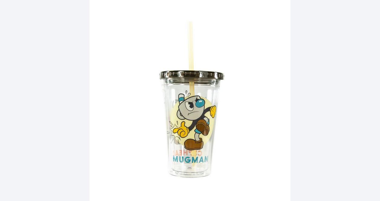 Cuphead and Mugman Cup