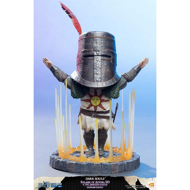 Dark Souls Solaire of Astora Statue Only at GameStop
