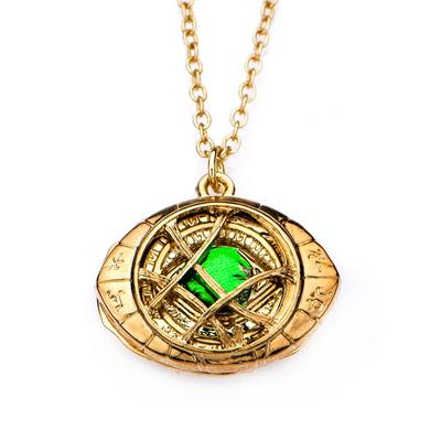 Doctor Strange Eye of Agamotto Necklace
