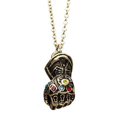 Marvel Infinity Gauntlet Necklace
