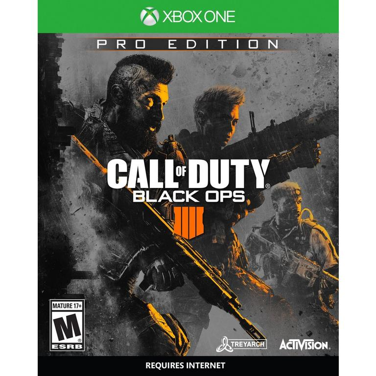 Call of Duty: Black Ops 4 Pro Edition - Only at GameStop