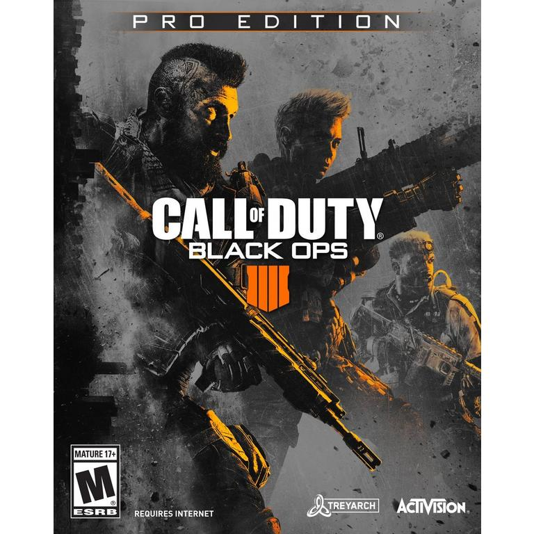 Call of Duty: Black Ops 4 Pro Edition Only at GameStop