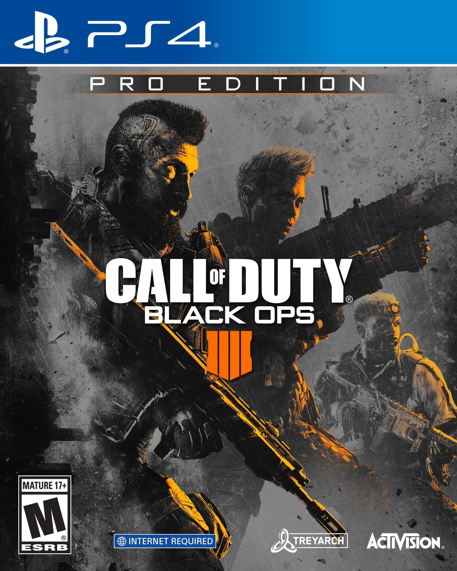 Call of Duty: Black Ops 4 Pro Edition - Only at GameStop | PlayStation 4 |  GameStop