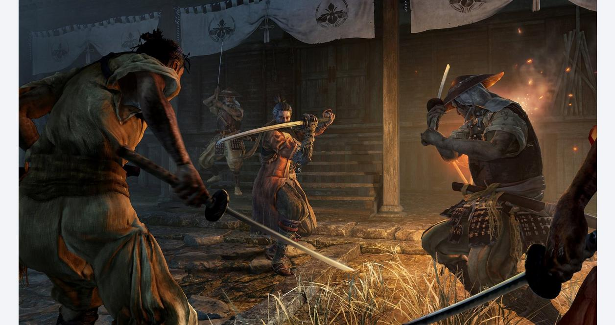 Sekiro: Shadows Die Twice Collector's Edition - Only at GameStop