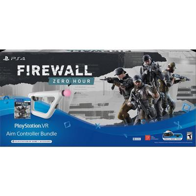 Firewall Zero Hour with Aim Controller