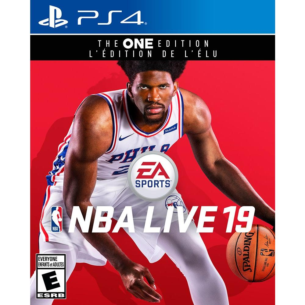 NBA Live 19 | PlayStation 4 | GameStop