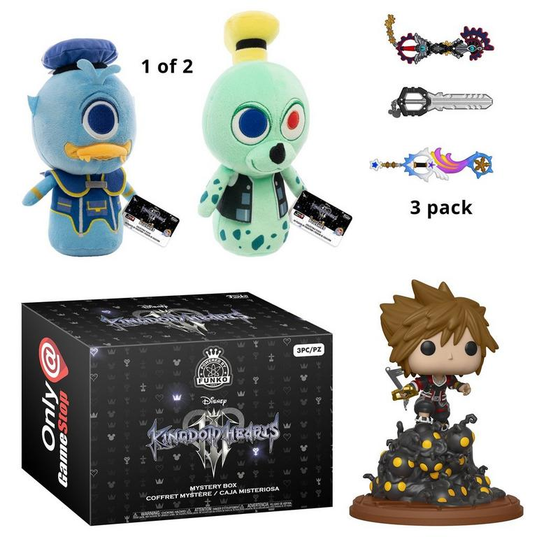 Kingdom Hearts III Mystery Box Only at GameStop