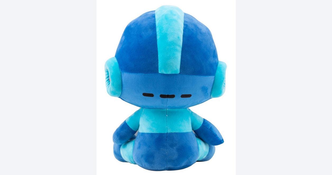 Mega Man Plush Only at Gamestop