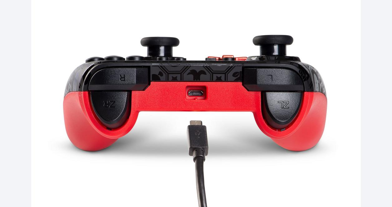 PowerA Wired Controller for Nintendo Switch - Mario Shadow - Only at  GameStop | Nintendo Switch | GameStop